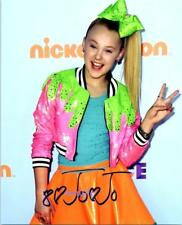 JOJO SIWA #2 REPRINT PHOTO 8X10 SIGNED AUTOGRAPHED PICTURE MAN CAVE GIFT RP