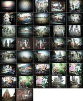 Dias Privat-95 Fotos aus Reise nach Bali-Land-Leute aus den 1970.Jahren