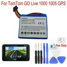 Rechargeable Battery 1100mAh 4.07Wh for TomTom Go Live 1000 Go 1005 GPS VF1C