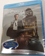 Casino Royale 007 Blu-ray Daniel Craig Eva Green James Bond Mads Mikkelsen DVD