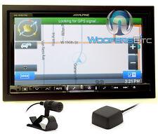 "ALPINE INE-W957HD 7"" TV CD DVD BLUETOOTH GPS IPOD NAVIGATION IPHONE PANDORA NEW"