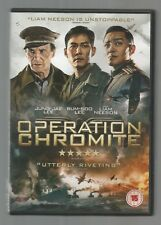 OPERATION CHROMITE - Liam Neeson / Jung-Jae Lee / Bum-Soo Lee - UK REGION 2 DVD