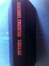 ROMANZO THRILLER: TIMELINE di MICHAEL CRICHTON - MONDOLIBRI