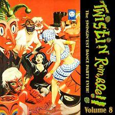 TWISTIN RUMBLE THE SWINGIN'EST DANCE PARTY EVER VOLUME 8 VINYLE LP NEUF