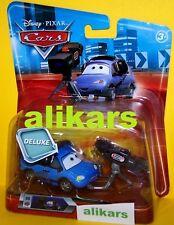 "MN - CHUCK ""CHOKE"" CABLES - #26 Disney Cars voiture RSN Cameraman oversized"