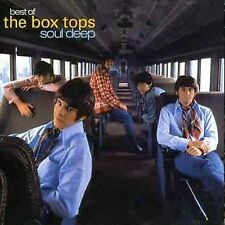 The BOX TOPS - The Best of the Box Tops: Soul Deep (CD)