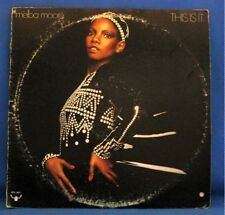 MELBA MOORE LP RECORD, THIS IS IT