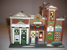 Riverside Row Shops-Dept 56-Christmas In The City