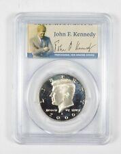 PR69 DCAM 2000-S Kennedy Silver Half Dollar - Graded PCGS *404