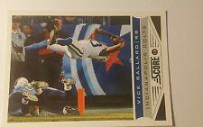 NFL Trading Card Vic Ballard Indianapolis Colts Score 2013 Panini