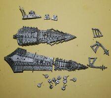 Citadel - Battle fleet Gothic - Chaos - Desolator Class Battleship