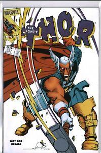THOR #337 KEY 1st Appearance BETA RAY BILL Marvel Legends Reprint NM- (9.2)