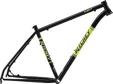 Ritchey P-29er Frame: 17 Black/Yellow