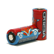 Foxfury CR123 Lithium Batteries 10 pack