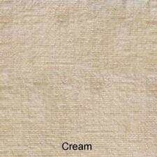 Lukes Headboard in Turin Fabric Top Quality BARGAIN 5ft Kingsize Cream