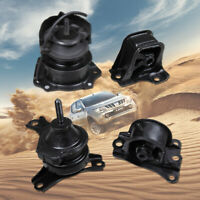 K152 Fit 98-02 HONDA ACCORD 2.3L ENGINE /& TRANS MOUNT SET 4PCS for MANUAL TRANS