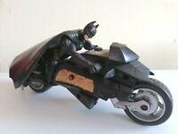 """DC COMICS BATMAN 8"""" BAT-BIKE / WITH FIGURE M5073"""