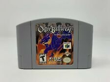 Ogre Battle 64: Person of Lordly Caliber  - Nintendo 64 - Game Cart only - MINT
