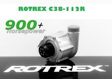 Rotrex Supercharger C38-R largest in the Rotrex range. Upto 900bhp