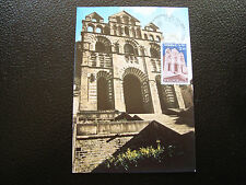 FRANCE - carte 1er jour 10/5/1980 (cathedrale du puy) (cy38) french