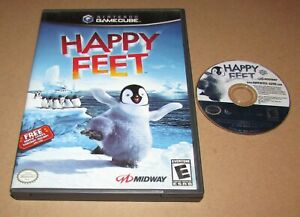 Happy Feet for Nintendo GameCube Fast Shipping!