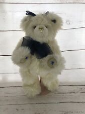 ANNETTE FUNICELLO BEAR / SHINING STAR/ New With Tags/ With Stand/ Beautiful