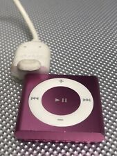 Apple Ipod Shuffle 2GB model # A1373 -- Pink Great Condition...