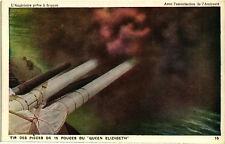 WW1 WWI Propaganda - L'Angleterre Prête à Frapper (15) - Marina Militare - PV968