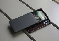 Zenlet 2+ series elegant aluminium quick access wallet Credit Card Package