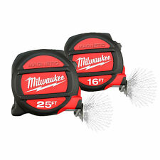 Milwaukee 48-22-5125H 25' & 16' Magnetic Tape Measure