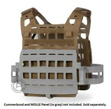 Crye Precision AirLite SPC Structural Plate Carrier - Coyote Brown - Large