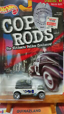Hot Wheels Cop Rods '32 Ford Vicky Police (9947)