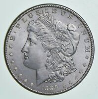 Unc Uncirculated 1889 Morgan Silver Dollar - $1.00 Mint State MS BU *878
