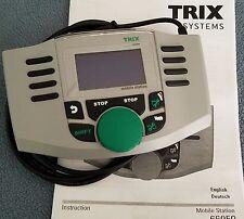 Trix Marklin Mobile Station 2 Digital Train Controller mfx & DCC