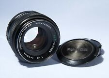 Fujica Fujinon EBC 55MM F/1.8 Fuji Prime Lens * M42 Screw Mount * Excellent