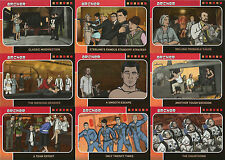 Archer Seasons 1-4 ~ ARCHER'S SPY (Just the) TIPS 9-Card Insert Set ISIS-01~09