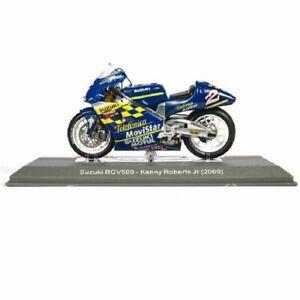 Suzuki RGV500 Kenny Roberts Jr 2000 1:18 Ixo Salvat Diecast Motorcycle GP