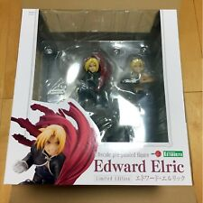 Artfx J Edward Elric 1/8 Pvc Limited Figure Fullmetal Alchemist Kotobukiya New