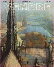▬►MARKETING PUBLICITÉ  -- VENDRE N° 262 (DECEMBRE 1951) --  LES AFFICHES 1951