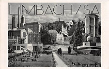 Limbach Sachsen Maschinen Fabrik SAUPE Foto Postkarte 1937