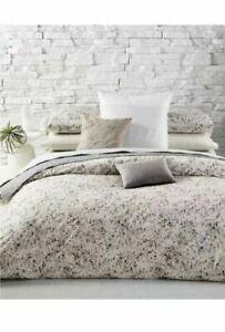 NWT $625 set 3pcs QUEEN  Calvin Klein Duvet Nocturnal Blossoom