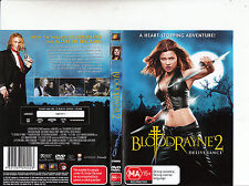 Bloodrayne 2-2007-Natassia Malthe-Movie-DVD