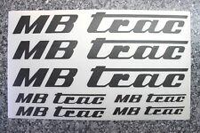 MB Trac Aufkleber für Unimog, Schlepper, Frontlader, Traktor und vieles mehr