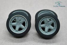 1//24 wheels 21 inch Vossen vps-310t for Tamiya Aoshima Hasegawa