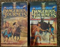 """Gary Gygax's """"Dangerous Journeys"""" (book 1 & 3 of the series)"""