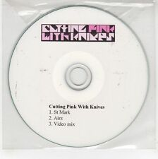 (GJ506) Cutting Pink With Knives, St Mark / Airz - DJ CD