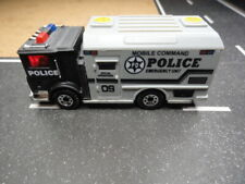 MATCHBOX POLICE MACK AUXILIARY MOBILE COMMAND SPECIAL OPERATIONS KITBASH UNIT