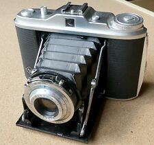 Agfa Isolette 1 folding camera 6x6 on 120 1950's old vintage German camera Ansco