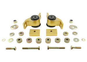 Whiteline KCA362 Anti-Lift/Caster Kit-Comfort fits Subaru WRX/STI 2000-07 fit...