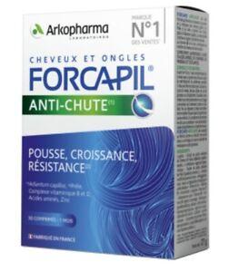 Arkopharma FORCAPIL Anti-Hair Loss Hair Activ 30 Tablets | 1 Month Supply
